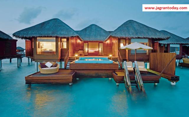World's Top 5 Underwater Hotel