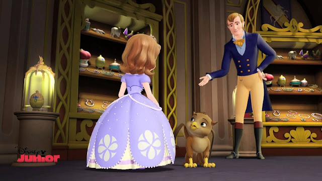 Nonton Film Sofia the First S01E14: The Amulet of Avalor (2013)