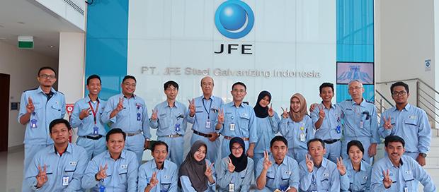Info Loker Paling Terbaru di PT JFE Steel Galvanizing Indonesia