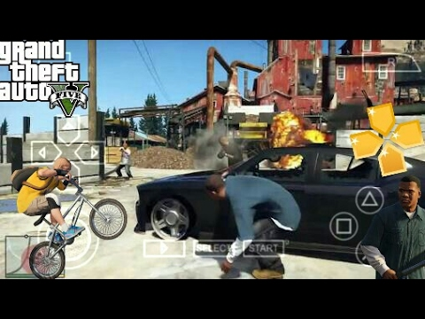 gta 5 for ppsspp emulator free download