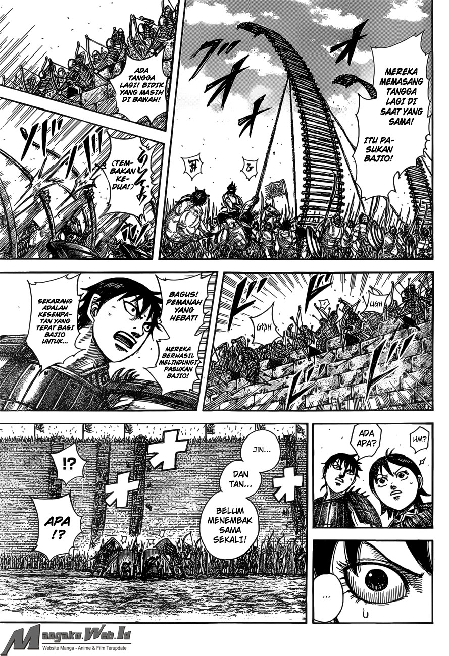 Baca Komik Manga Kingdom Chapter 507 Komik Station