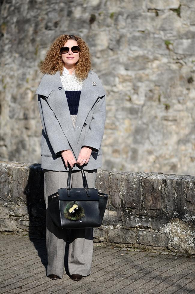Chanel, Vogue pattern, Vogue 3136, Burda style