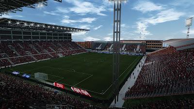 PES 2021 Stadium Bosuilstadion