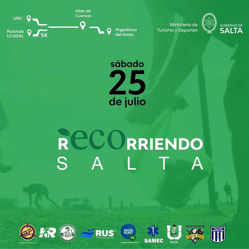 rECOrriendo Salta, plogging urbano