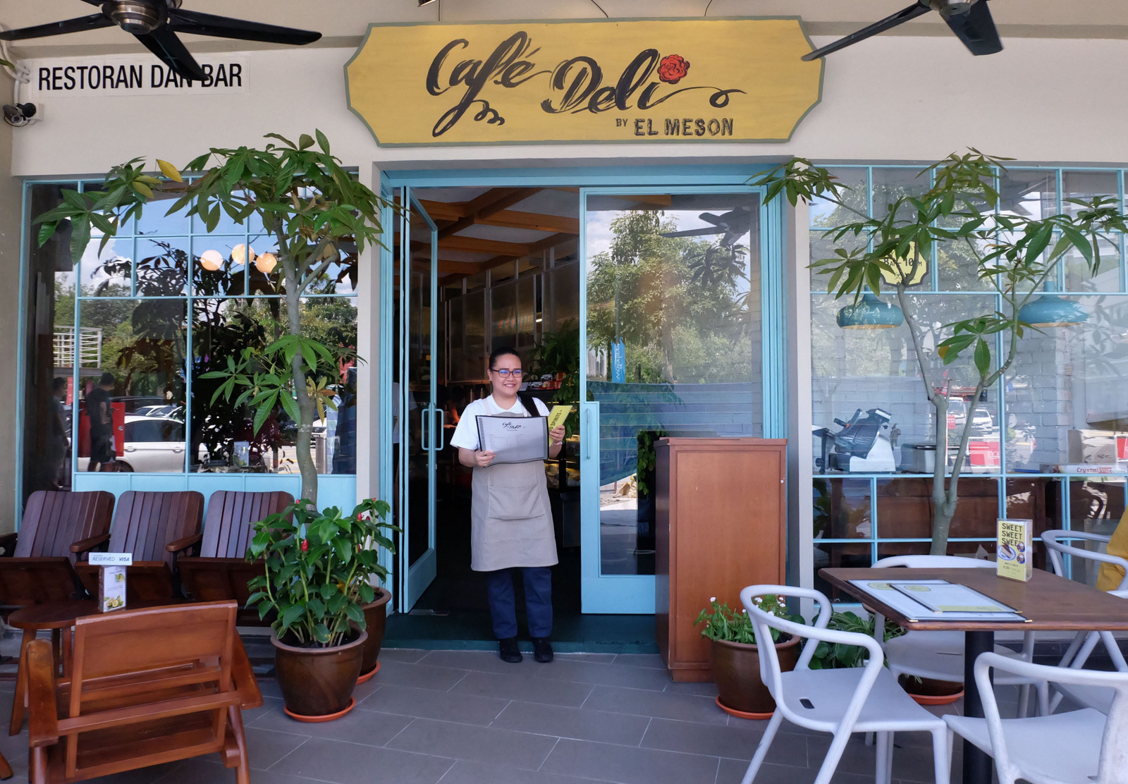 Cafe Deli by El Meson: Now in Desa ParkCity, Mont Kiara & Bangsar
