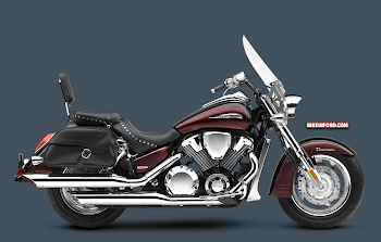 Honda VTX 1800 Specifications, Review, Top Speed, Picture, Engine, Parts & History