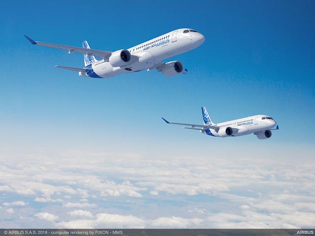 Airbus A220 ganha aumento de alcance de voo   É MAIS QUE VOAR