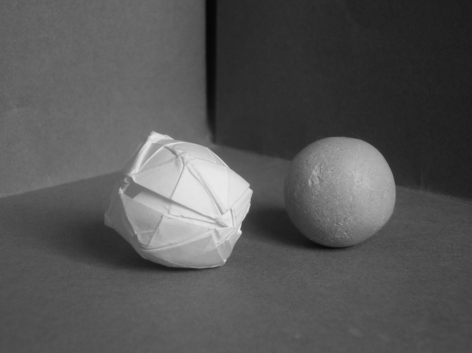 memo cube: Chaos 3: The Origami Sphere 1 - photo#5