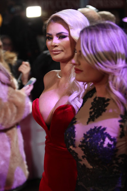 Chloe Sims – The ITV Gala in London