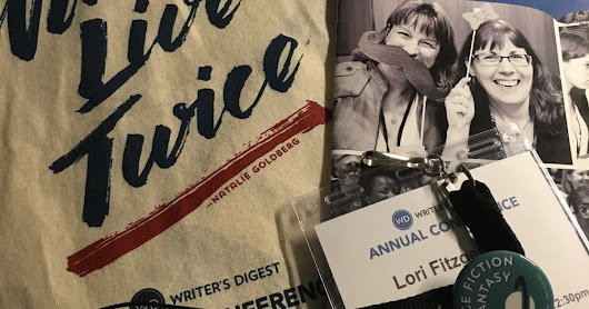 Writer's Digest Conference 2017
