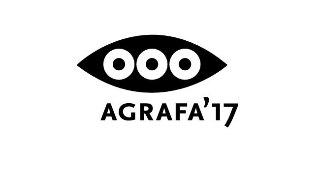 Międzynarodowy konkurs studenckiej grafiki projektowej Agrafa 2017 - logo