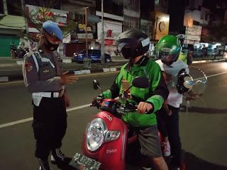 Jaga Kamtibmas Jelang Pilkada Serentak 2020, Polres Pelabuhan Makassar Tingkatkan Cipkon