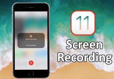 Cara Merekam Layar IPhone iOS 11 Tanpa Aplikasi