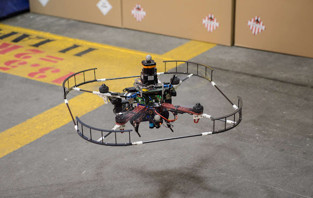 Latest Technology Watch- DARPA'S Drone Dodge-Obstacles, Fly At Highest Speed