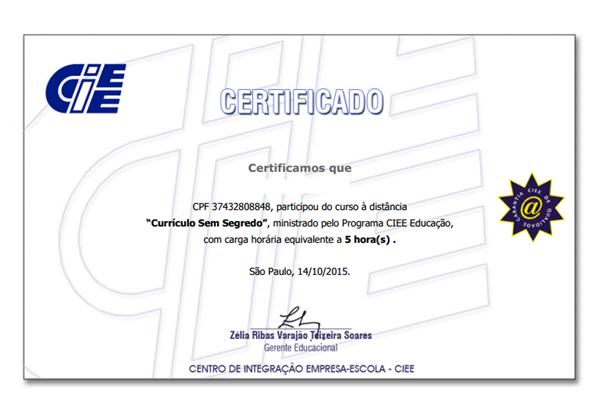 Ciee Oferece Mais De 40 Cursos Gratuitos Online Com Certificado Jornal Tribuna De Ouro