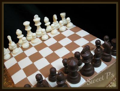 Chessboard cake Senatobia MS