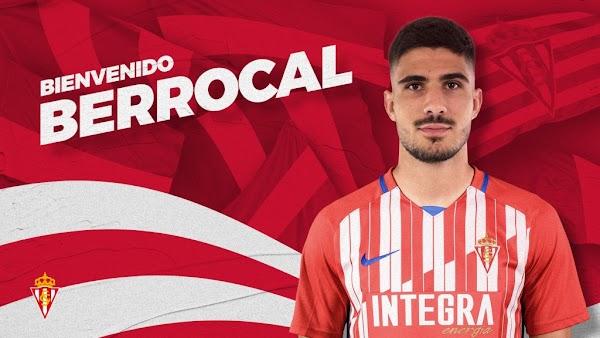 Oficial: Sporting de Gijón, firma cedido Juan Berrocal