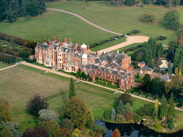 Location di The Crown: Sandringham House