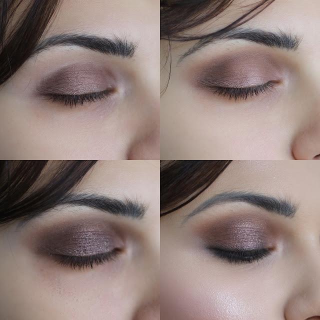 jak wykonturować oczy