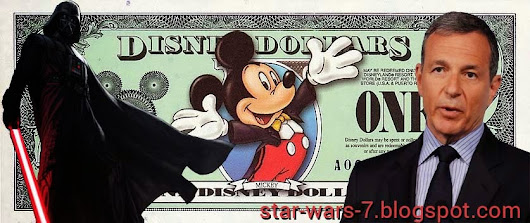 Bob Iger Talks About Star Wars 7: The Force Awakens and Disney Quarter Earnings