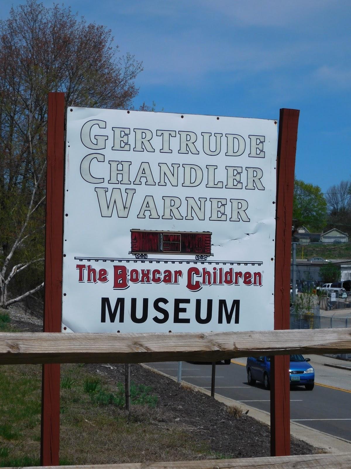 Our Unschooling Journey Through Life: Gertrude Chandler Warner ...