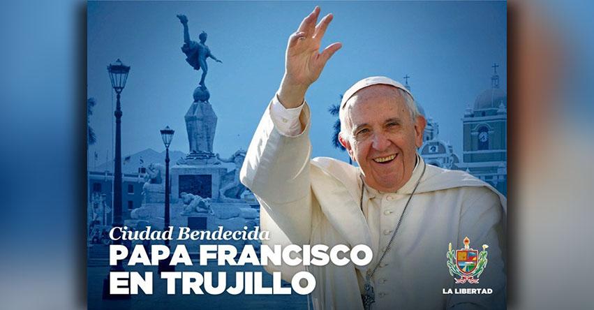 PAPA FRANCISCO EN PERÚ: Arzobispado de Trujillo busca composición musical por visita del pontífice - www.papafranciscoenperu.org