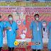 Dua Bapaslon Kepala Daerah Nias Barat Ikuti Tes Kesehatan di RSU Adam Malik