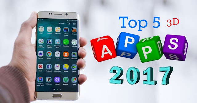 Top 5 Apps for 3D Printing using your Android Mobile [ Download ]