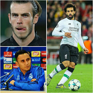 Liverpool To Exchange Mohammed Salah For Bale And Navas