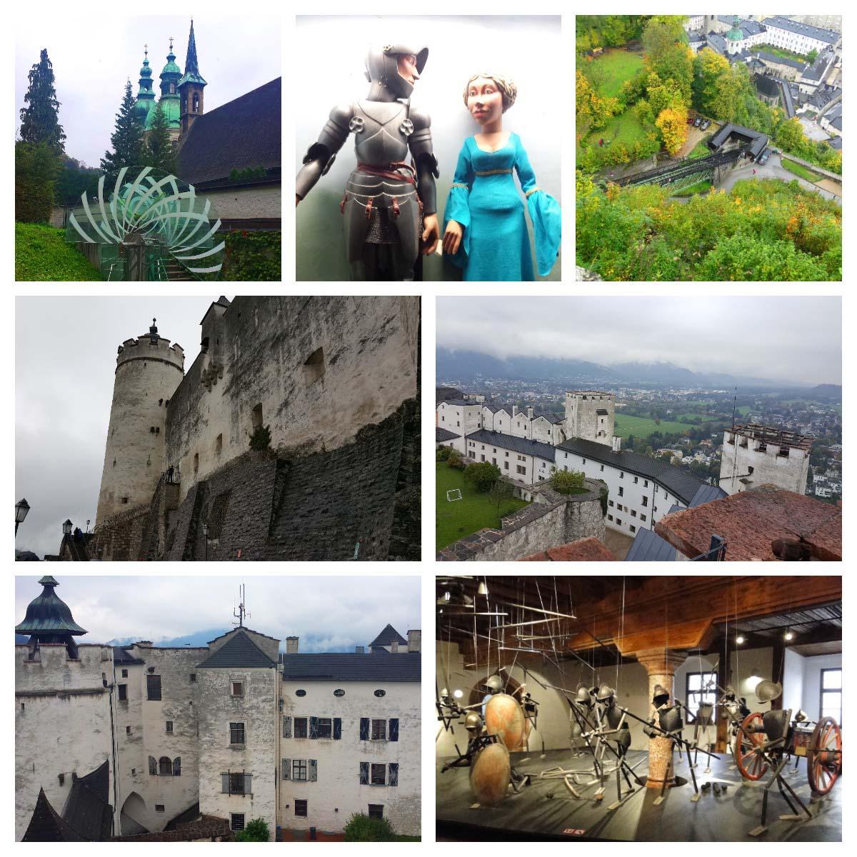 Hohensalzburg : o que fazer em Salzburg no outono