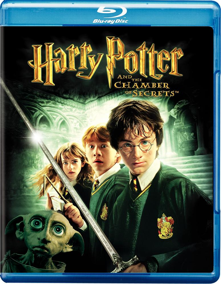 Harry Potter and the Chamber of Secrets 2002 480p 400MB Blu-Ray Hindi Dubbed Dual Audio [Hindi - English] MKV