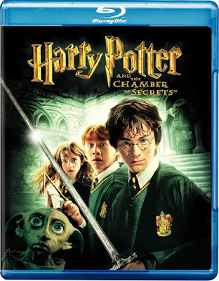 Harry Potter and the Chamber of Secrets 2002 Hindi Dubbed Dual BRRip 720p