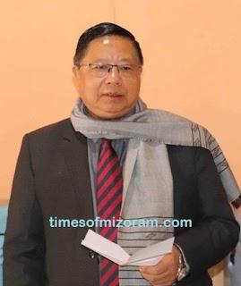 Mizoram Health Minister