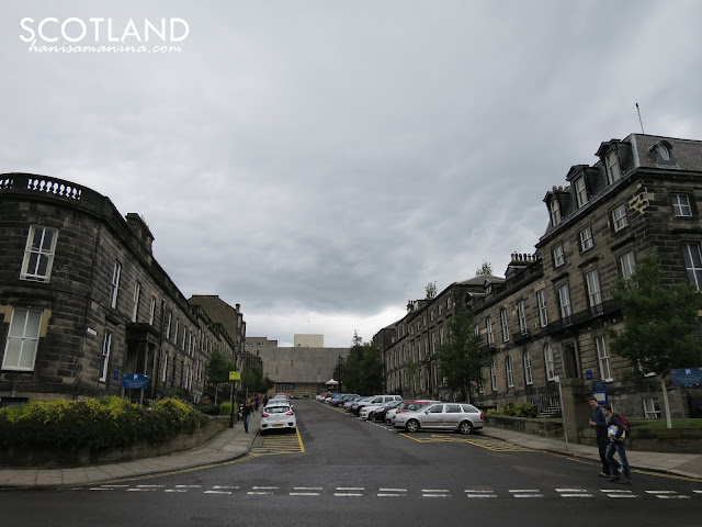 image for Campus Walking Tour - University of Dundee