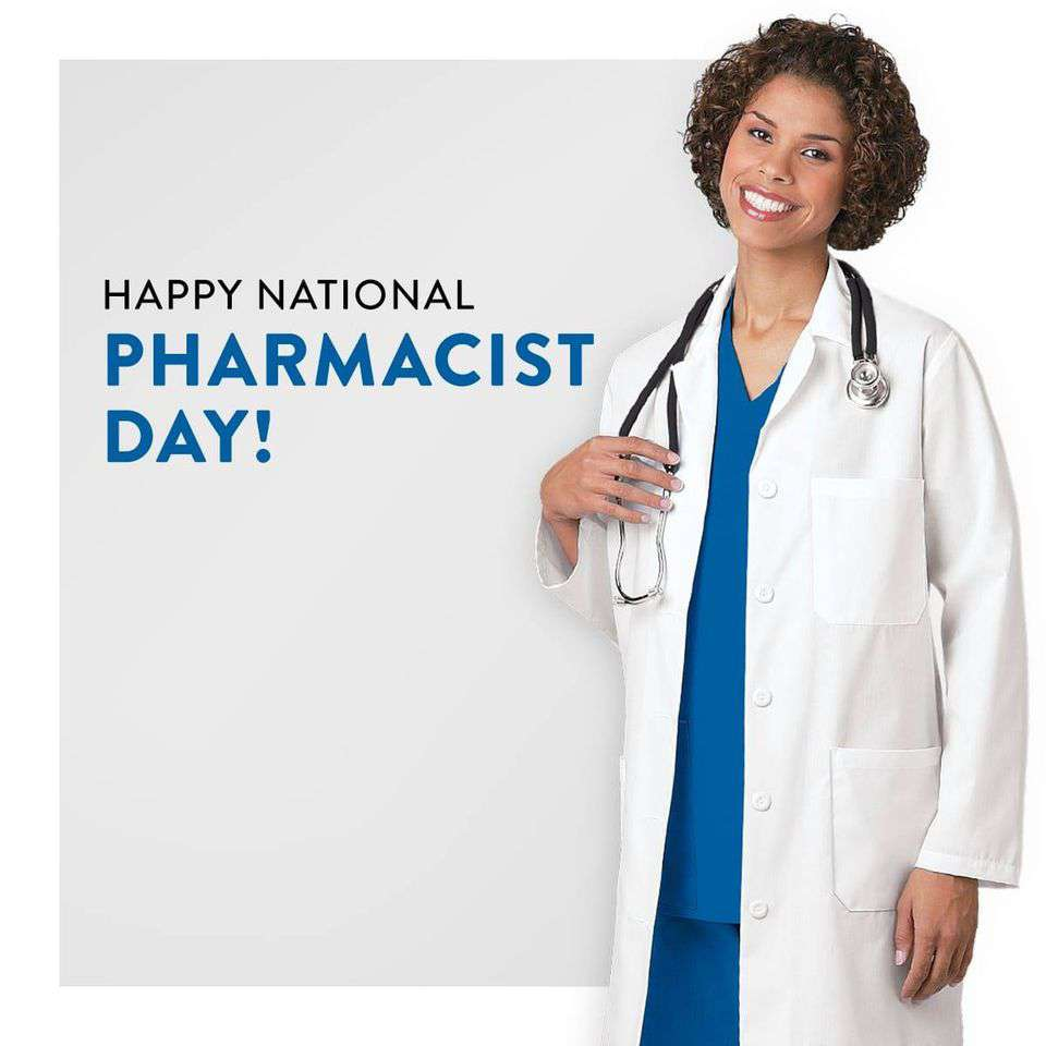 National Pharmacist Day Wishes