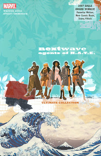 Nextwave: Agents of HATE Ultimate Collection