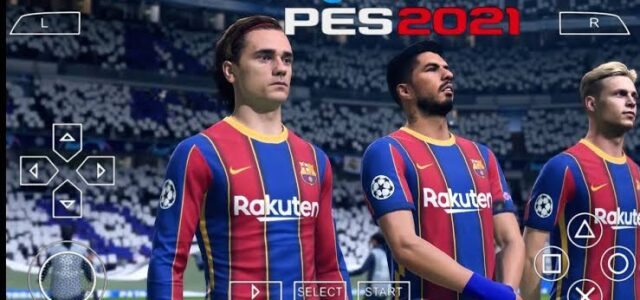 Download and Install PES 2021 ISO PPSSPP for free