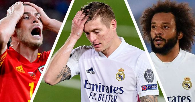 Real Madrid set  to miss these 5 key players vs Inter