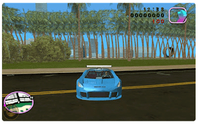 GTA Vice City Dubai Game Free Download