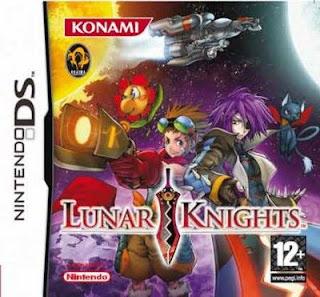 Lunar Knights, NDS, Español, Mega, Mediafire