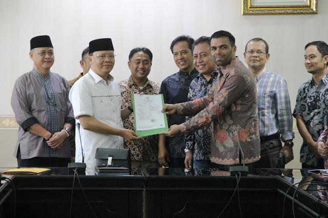 Makin Dilirik Investor, KEK Pulau Baai Dibangun Pabrik Pengolahan CPO