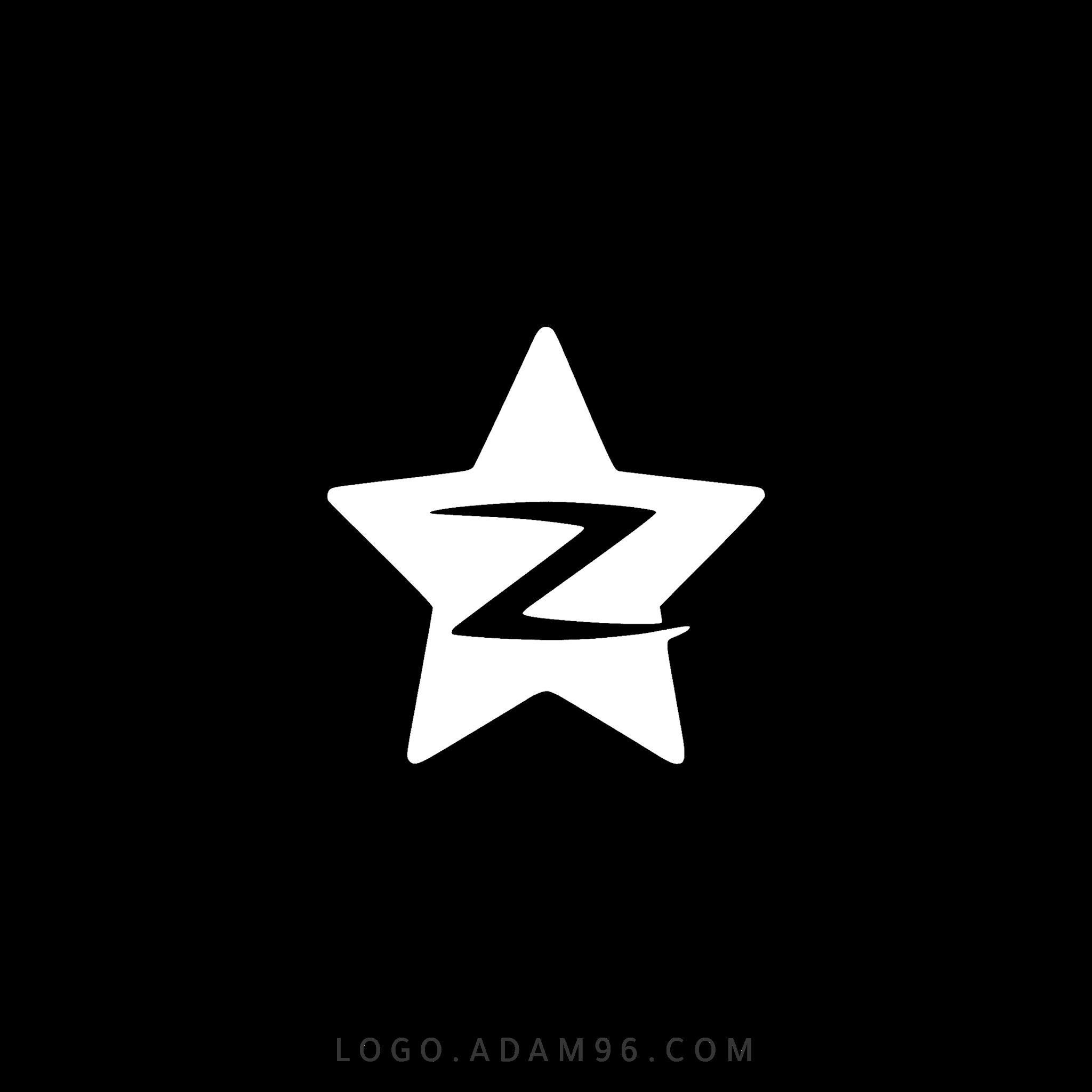 تحميل شعار تطبيق كيو زون الرسمي لوجو مربع بصيغة شفافة Logo Qzone PNG