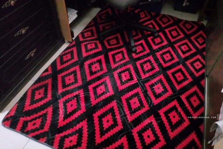 Karpet Murah dan Cantik Beli di Shopee