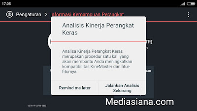 Cara Memperbaiki an error occurred while exporting and exporting could di KineMaster