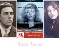 Pourquoi dis, pourquoi m'as-tu pris mes yeux : Quand Nadja rencontre André Breton