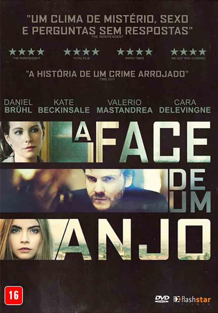 Filme Poster A Face de Um Anjo