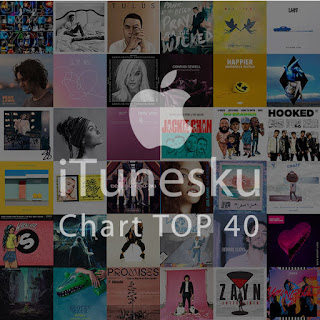 CHART TOP 40 Prambors Bulan Oktober 2018