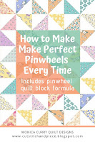 How to Make Perfect Pinwheel Blocks - Quilting Tutorial