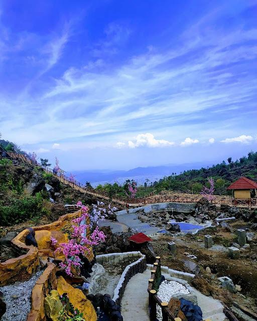 Sibajag Green Canyon Temanggung