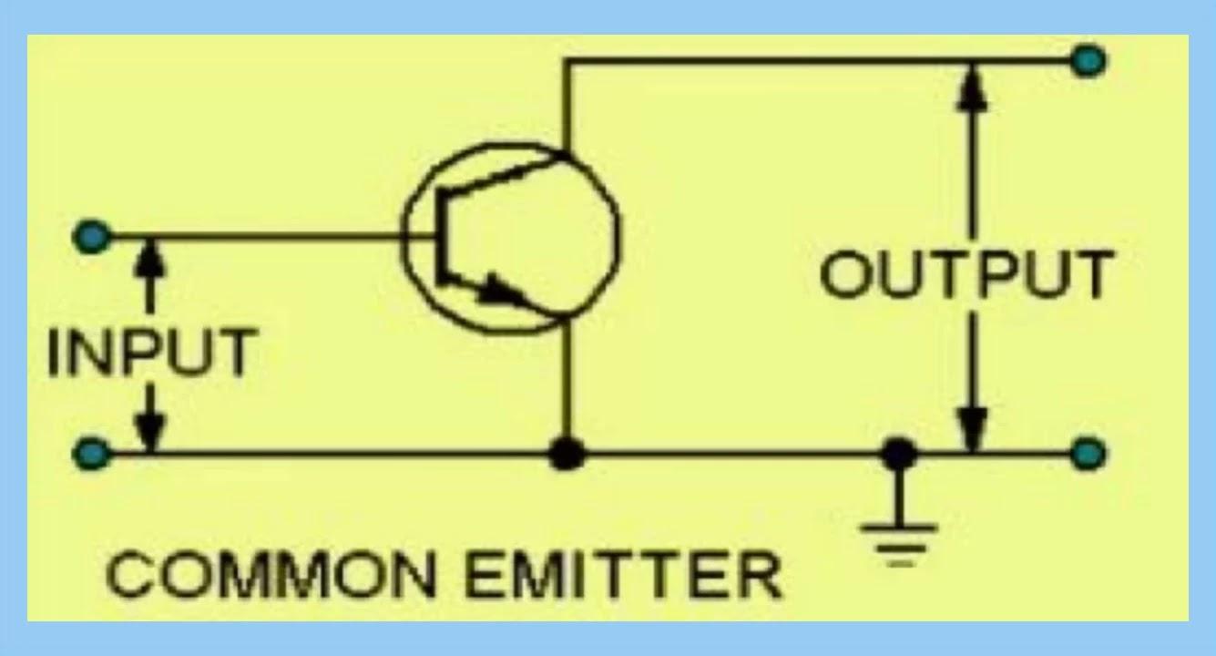 Penguat common emitor (CE)
